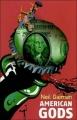 Couverture American gods Editions Au Diable Vauvert 2002