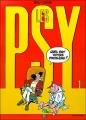 Couverture Les Psy, tome 01 : Quel est votre problème ? Editions Dupuis 1994