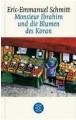Couverture Monsieur Ibrahim et les fleurs du Coran Editions Fischer 2006
