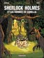 Couverture Baker Street, tome 3 : Sherlock Holmes et les hommes du camélia Editions Delcourt 2004