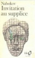 Couverture Invitation au supplice Editions Folio  1986