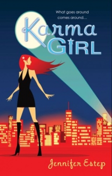Couverture Bigtime, book 1 : Karma Girl