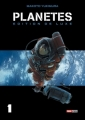 Couverture Planètes, deluxe, tome 1 Editions Panini 2011