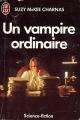 Couverture Un vampire ordinaire Editions J'ai Lu (Science-fiction) 1988