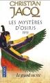 Couverture Les Mystères d'Osiris, tome 4 : Le Grand Secret Editions Pocket 2005