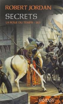 Couverture La Roue du Temps, tome 20 : Secrets