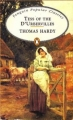 Couverture Tess d'Urberville Editions Penguin books (Popular Classics) 1994