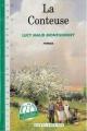 Couverture La Conteuse Editions Québec Amérique 1193
