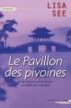 Couverture Le pavillon des pivoines Editions Succès du livre 2010