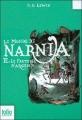 Couverture Les Chroniques de Narnia, tome 6 : Le Fauteuil d'argent Editions Folio  (Junior) 2008