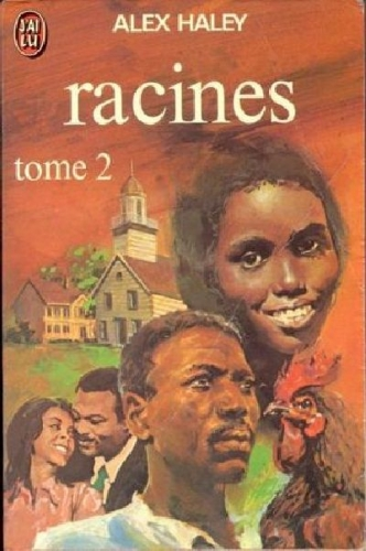 Couverture Racines, tome 2