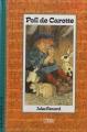 Couverture Poil de carotte Editions Lito 1997