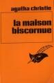 Couverture La maison biscornue Editions du Masque 1982