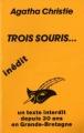 Couverture Trois souris Editions du Masque 1985