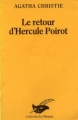 Couverture Le retour d'Hercule Poirot / Christmas pudding Editions du Masque 1983