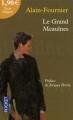 Couverture Le Grand Meaulnes Editions Pocket 2009