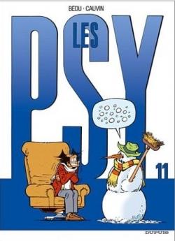 Couverture Les Psy, tome 11