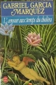 Couverture L'amour aux temps du choléra Editions Le Livre de Poche 1997