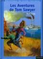 Couverture Les aventures de Tom Sawyer Editions Nathan (Bibliothèque des grands classiques) 1999