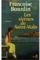 Couverture Les Sirènes de Saint-Malo Editions Belfond 2006
