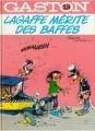 Couverture Gaston (1e série), tome 13 : Lagaffe mérite des baffes Editions Dupuis 1979