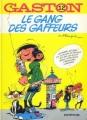 Couverture Gaston (1e série), tome 12 : Le gang des gaffeurs Editions Dupuis 1974