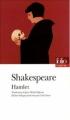 Couverture Hamlet Editions Folio  (Théâtre) 2004