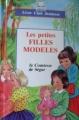 Couverture Les petites filles modèles Editions Hemma (Livre club jeunesse) 1985