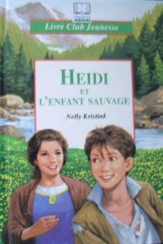 Couverture Heidi et l'enfant sauvage