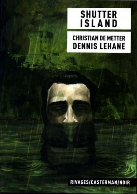 Couverture Shutter Island (BD)