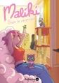 Couverture Maliki, tome 1 : Broie la vie en rose Editions Ankama 2007