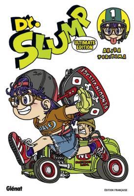Couverture Dr Slump, Ultimate édition, tome 01