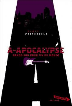 Couverture Peeps, tome 2 : A-Apocalypse, Bande-son pour fin du monde