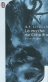 Couverture Le mythe de Cthulhu Editions J'ai lu (Science-fiction) 2002