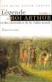 Couverture La légende du roi Arthur et des chevaliers de la Table Ronde, tome 1 Editions Terre De Brume 1999