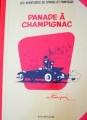 Couverture Spirou et Fantasio, tome 19 : Panade à Champignac Editions Dupuis 2006