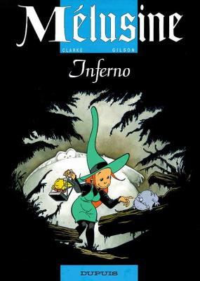 Couverture Mélusine, tome 03 : Inferno