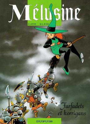 Couverture Mélusine, tome 06 : Farfadets et korrigans