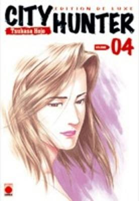 Couverture City Hunter, Deluxe, tome 04
