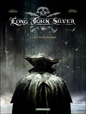 Couverture Long John Silver, tome 1 : Lady Vivian Hastings