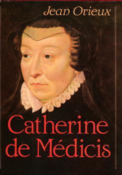 Couverture Catherine de Médicis