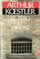 Couverture Le Zéro et l'Infini Editions Le Livre de Poche 1984