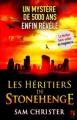 Couverture Les héritiers de Stonehenge Editions MA 2011