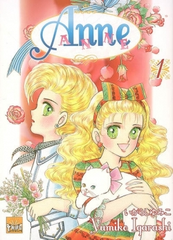 Couverture Anne Anne, tome 1