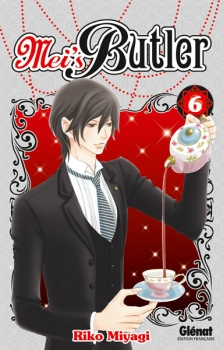 Couverture Mei's butler, tome 06