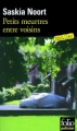 Couverture Petits meurtres entre voisins Editions Folio  (Policier) 2011