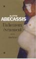Couverture Un heureux événement Editions Albin Michel 2005
