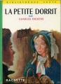Couverture La petite Dorrit, abrégé Editions Hachette (Bibliothèque verte) 1937