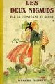 Couverture Les deux nigauds Editions Hachette 1930