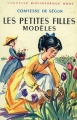 Couverture Les petites filles modèles Editions Hachette (Nouvelle bibliothèque rose) 1930